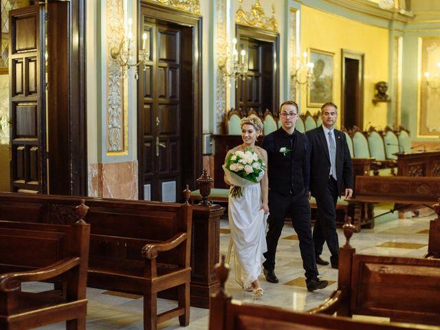 La boda de Dmitry y Alina en Lleida, Lleida 9