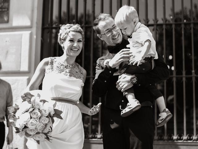 La boda de Dmitry y Alina en Lleida, Lleida 18