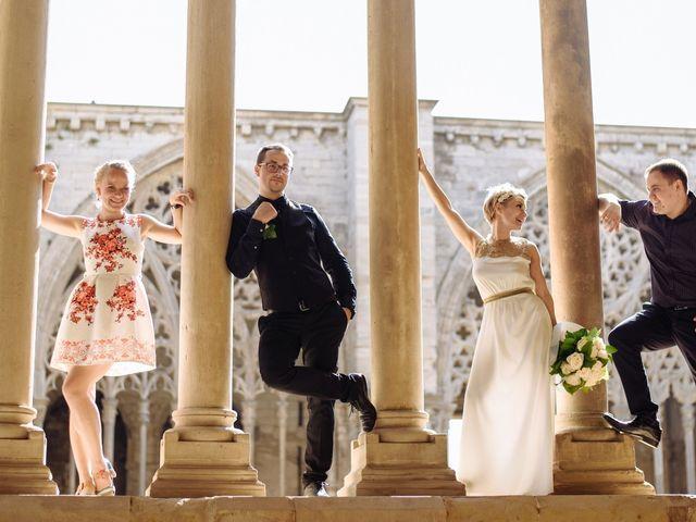 La boda de Dmitry y Alina en Lleida, Lleida 33