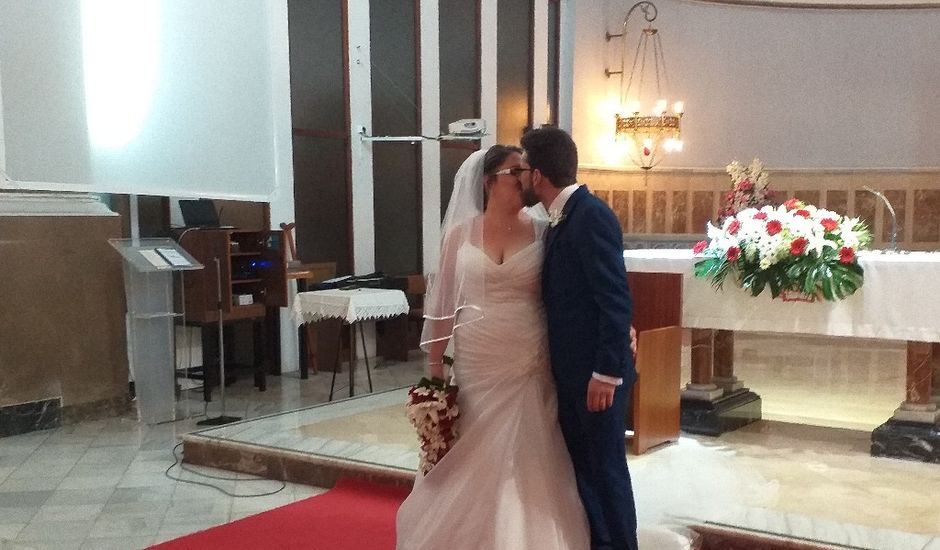 La boda de Manuel y Estefania en Valencia, Valencia