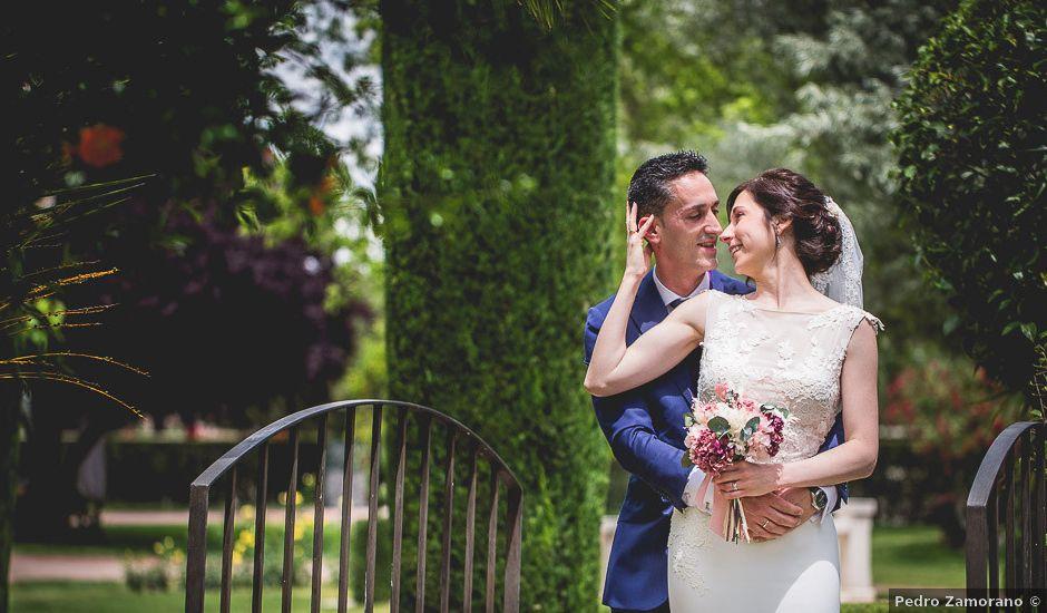 La boda de Daniel y Ilyana en Alcalá De Henares, Madrid