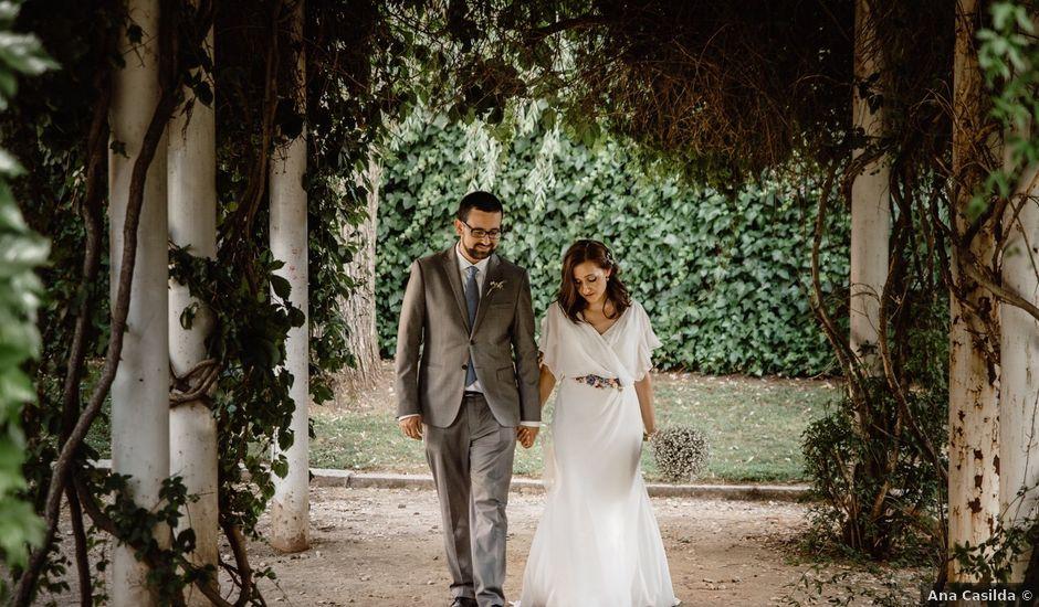 La boda de Sergio y Isa en Guadalajara, Guadalajara