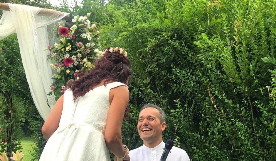 La boda de Javi y Merche en Navaluenga, Ávila