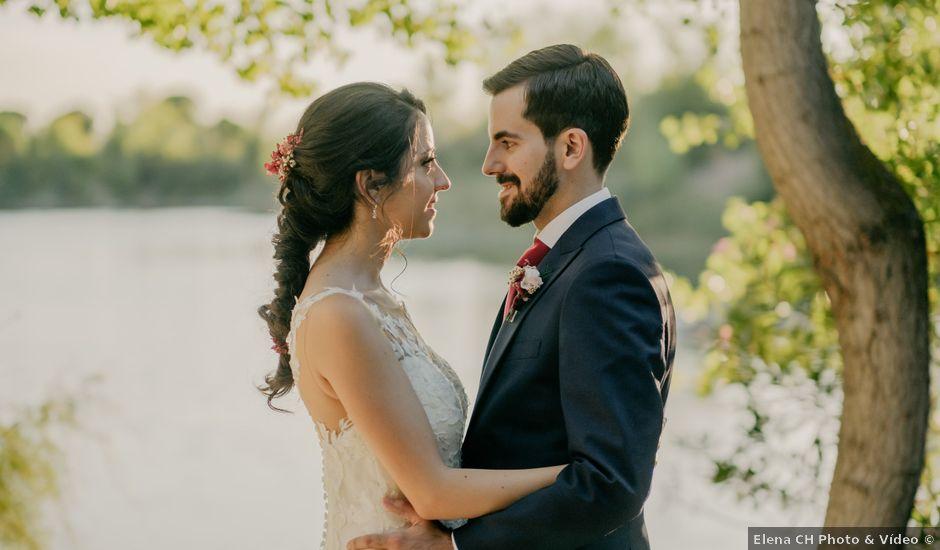 La boda de Carolina y Alberto en Arganda Del Rey, Madrid