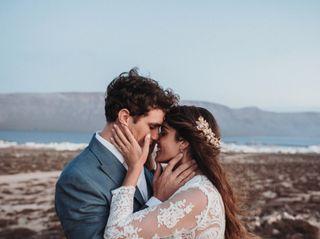 La boda de Mónica y Álvaro