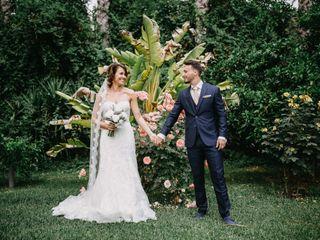 La boda de Kelly y José Luis