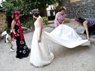 La boda de M. Teresa  y Jorge 3