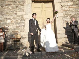 La boda de M. Teresa  y Jorge