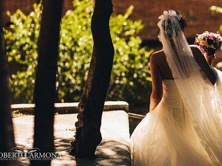 La boda de Verónica  y Roberto