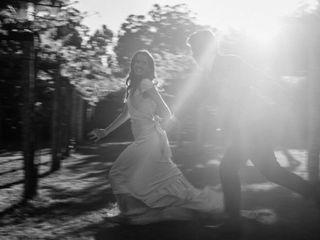 La boda de Saleta y Yago