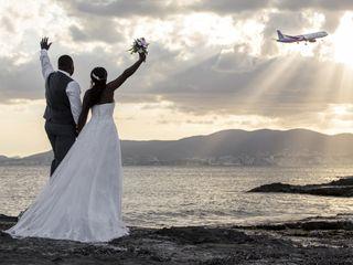 La boda de Cristina y Levi 3