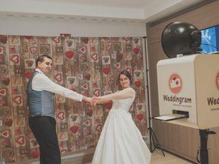 La boda de Andrea y Germán