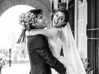 La boda de Elena y Eduardo