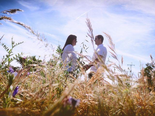 La boda de José Manuel y Lorena en Miajadas, Cáceres 1