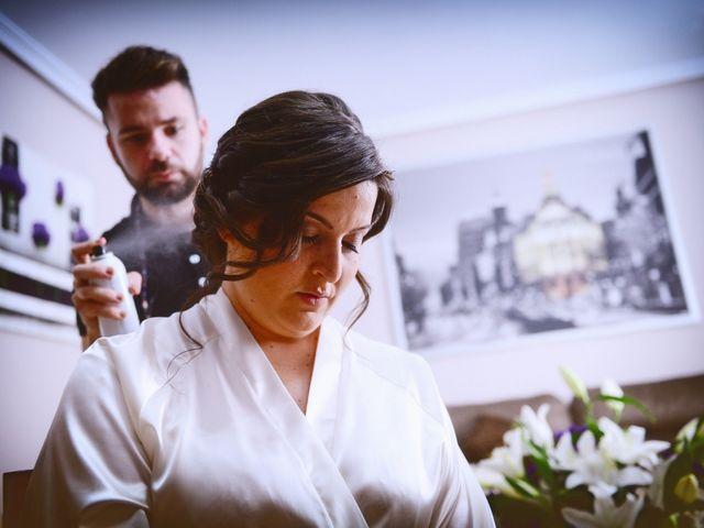 La boda de José Manuel y Lorena en Miajadas, Cáceres 15