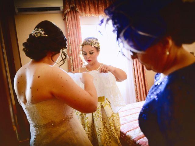 La boda de José Manuel y Lorena en Miajadas, Cáceres 17