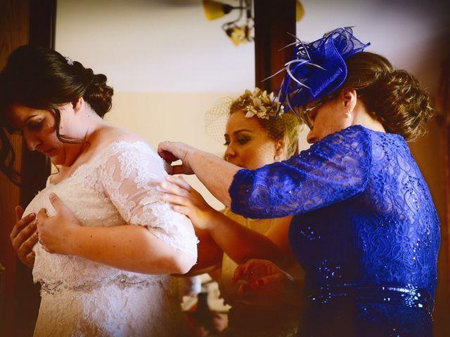 La boda de José Manuel y Lorena en Miajadas, Cáceres 21