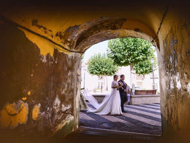 La boda de José Manuel y Lorena en Miajadas, Cáceres 25