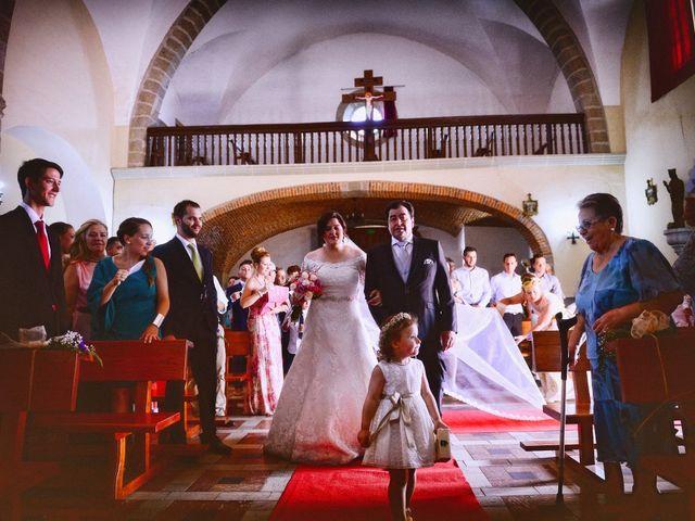 La boda de José Manuel y Lorena en Miajadas, Cáceres 27