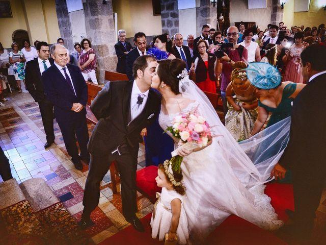 La boda de José Manuel y Lorena en Miajadas, Cáceres 28