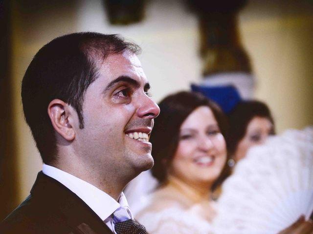 La boda de José Manuel y Lorena en Miajadas, Cáceres 30