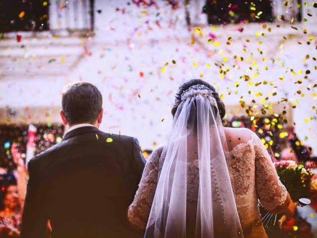 La boda de José Manuel y Lorena en Miajadas, Cáceres 33