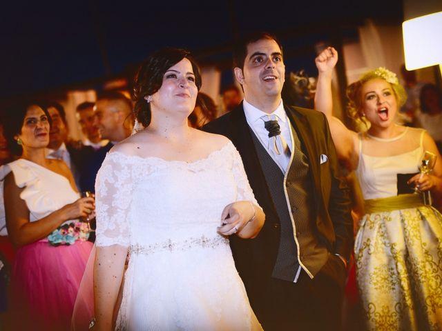 La boda de José Manuel y Lorena en Miajadas, Cáceres 41
