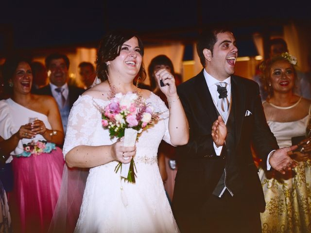La boda de José Manuel y Lorena en Miajadas, Cáceres 42