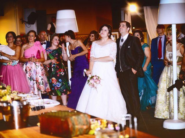 La boda de José Manuel y Lorena en Miajadas, Cáceres 44