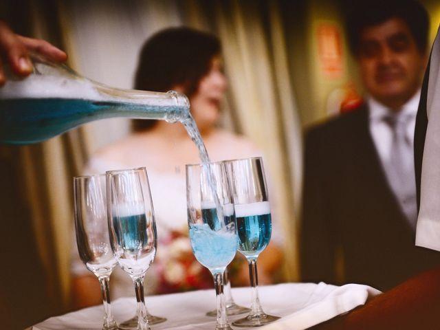 La boda de José Manuel y Lorena en Miajadas, Cáceres 45