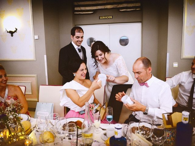 La boda de José Manuel y Lorena en Miajadas, Cáceres 48