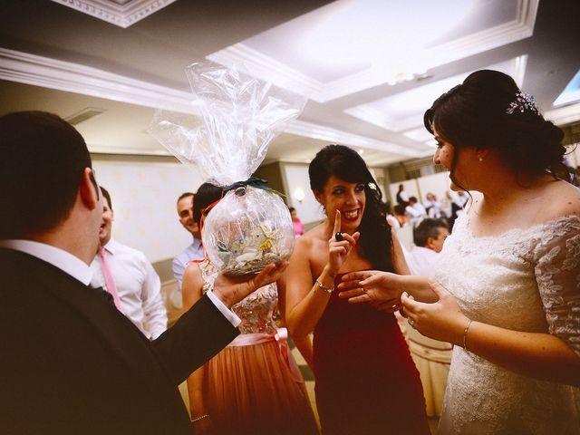 La boda de José Manuel y Lorena en Miajadas, Cáceres 49