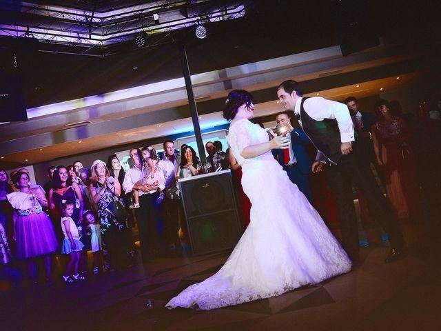 La boda de José Manuel y Lorena en Miajadas, Cáceres 53