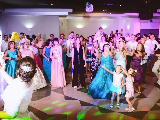 La boda de José Manuel y Lorena en Miajadas, Cáceres 55