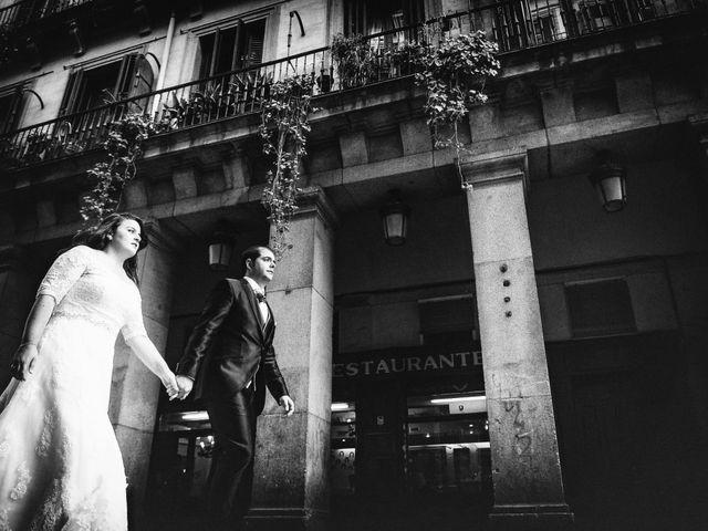 La boda de José Manuel y Lorena en Miajadas, Cáceres 57