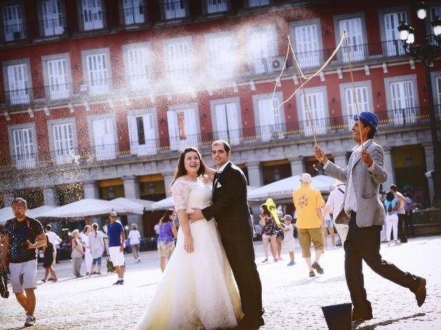 La boda de José Manuel y Lorena en Miajadas, Cáceres 58