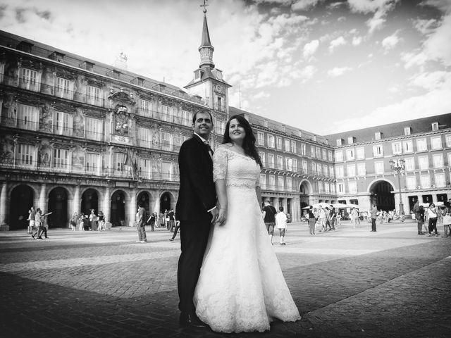 La boda de José Manuel y Lorena en Miajadas, Cáceres 59