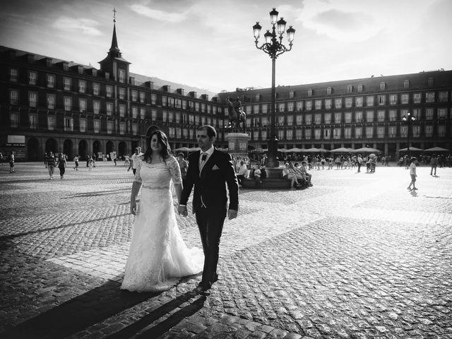 La boda de José Manuel y Lorena en Miajadas, Cáceres 60
