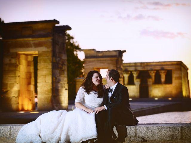 La boda de José Manuel y Lorena en Miajadas, Cáceres 62