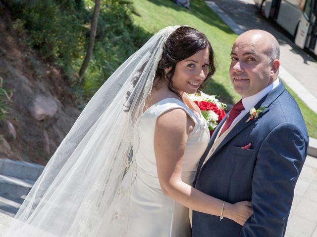 La boda de Paula y Carlos