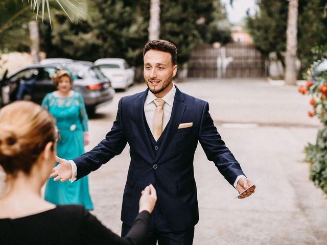La boda de José Luis y Kelly en Santiponce, Sevilla 32