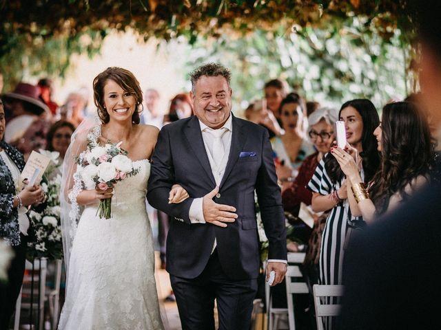 La boda de José Luis y Kelly en Santiponce, Sevilla 36