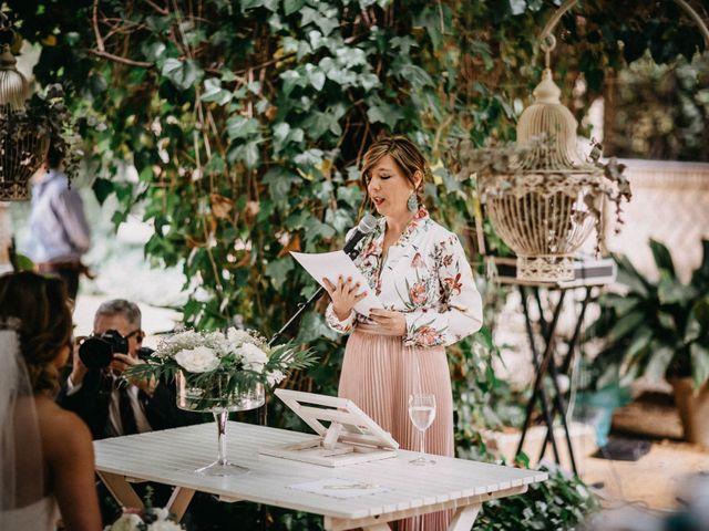La boda de José Luis y Kelly en Santiponce, Sevilla 38