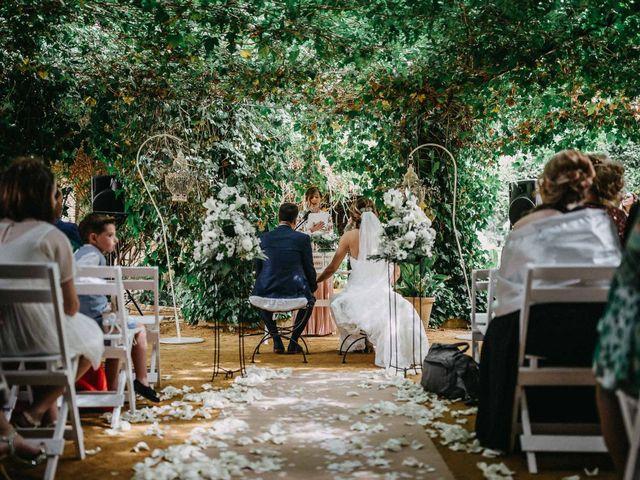 La boda de José Luis y Kelly en Santiponce, Sevilla 39