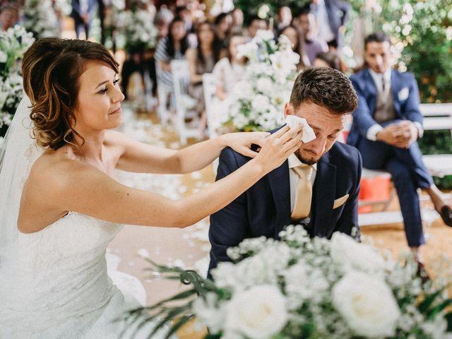 La boda de José Luis y Kelly en Santiponce, Sevilla 40