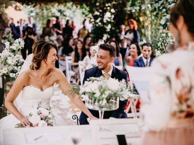 La boda de José Luis y Kelly en Santiponce, Sevilla 42