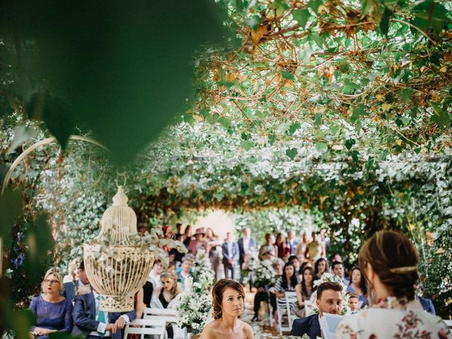 La boda de José Luis y Kelly en Santiponce, Sevilla 43