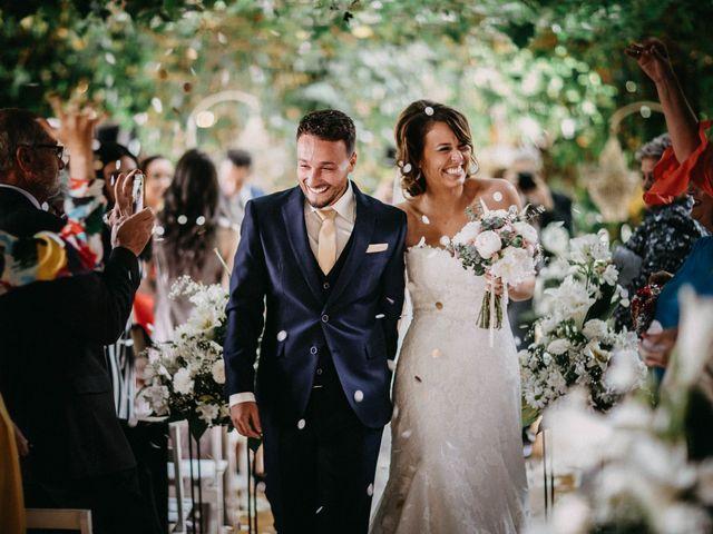 La boda de José Luis y Kelly en Santiponce, Sevilla 1