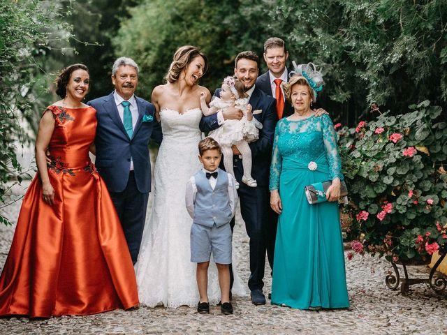 La boda de José Luis y Kelly en Santiponce, Sevilla 64