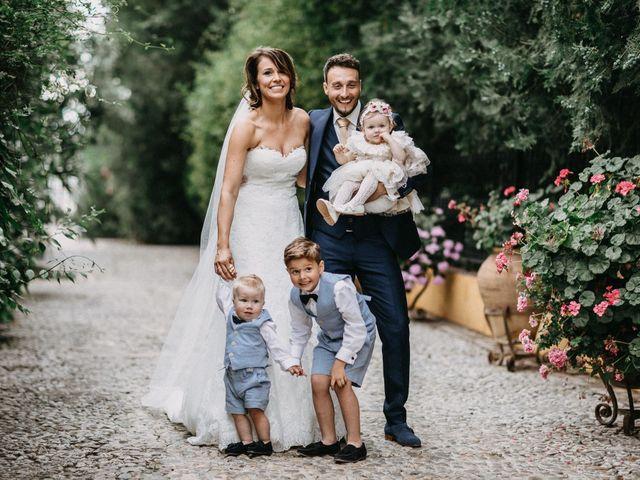 La boda de José Luis y Kelly en Santiponce, Sevilla 65